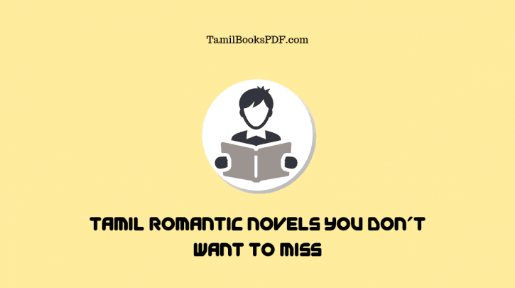 12 Best Tamil Romantic Novels You Don't Want To Miss - Tamil