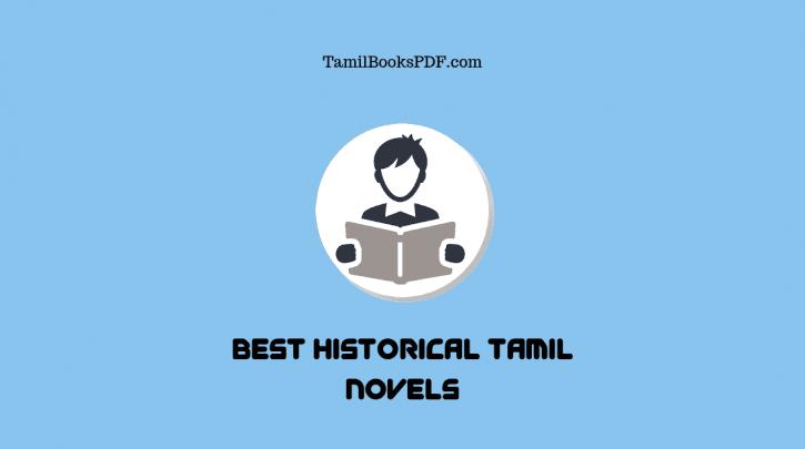 Best Historical Tamil Novels - Tamil Books PDF