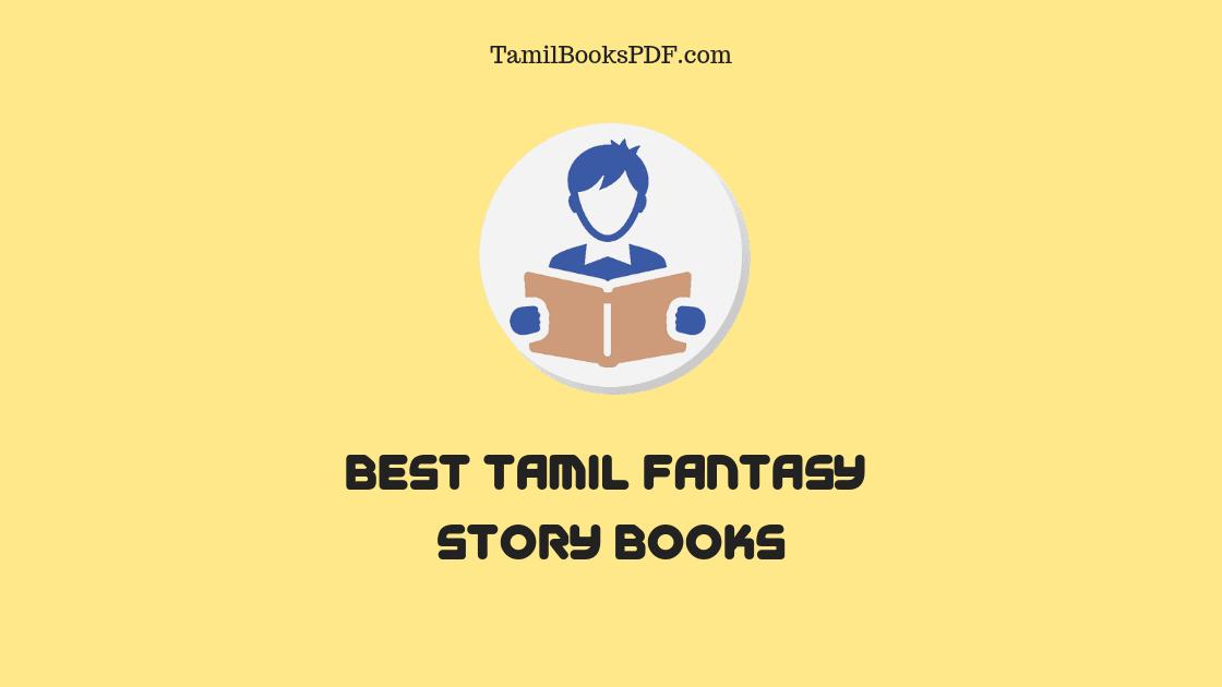 Best Tamil Fantasy Story Books
